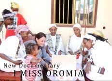 MEW DOCUMENTARY 'I miss Oromia'