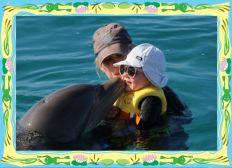 Teresa und die Delphine