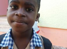 Soutien pour l'adoption de Destin Josaphat