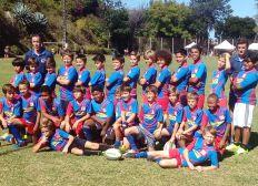 De jeunes rugbymen Réunionnais à la rencontre d'une nation phare du rugby !