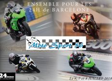 Objectif 24H BARCELONE moto 2018