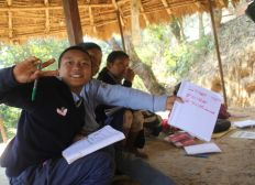 Inklusives Projekt für und mit Kindern in Nepal - Inclusive Project for and with Children in Nepal