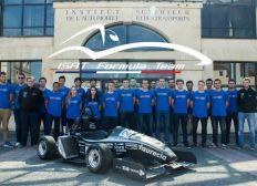 ISAT Formula Team 2018