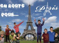 Projet : Voyage Paris