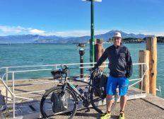 Lebenstraum Fahrradweltreise: Von Innsbruck nach Singapur