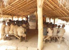 Une école pour les enfants du village de AWOUDIKOPE au Togo