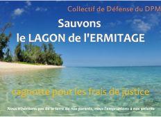 SAUVONS LE LAGON DE L'ERMITAGE (LA REUNION)