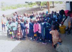 Soutien aux orphelins kényans