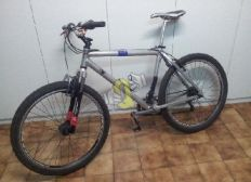 Proyecto bici