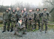 Marche de Nimègue 2018 - Gendarmerie Nationale de l'Isère