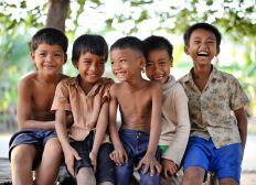 Projet humanitaire en orphelinat au Cambodge