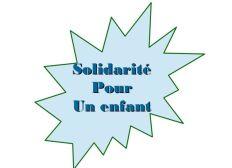 solidarité pour un enfant