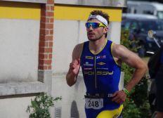 Participation aux championnats d'Europe 2018 de triathlon