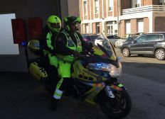 Aider la Moto Médicalisée d'Intervention
