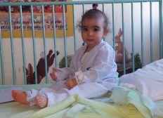 Sauvez la vie de la petite Sidra