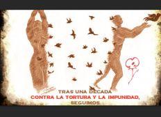Unterstütze das Kollekiv gegen Folter und Straflosigkeit (CCTI, Mexiko).