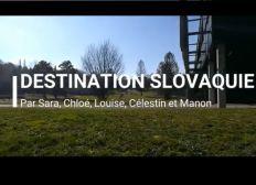 Destination Slovaquie