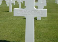 Alfred Evans : En mémoire d'un héros de guerre