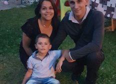 Solidarité pour sandra Adriano lino et Nina Rose
