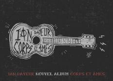 """Album """"Corps et âmes"""" de Ian Dayeur"""