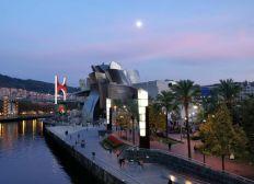 Voyage scolaire à Bilbao