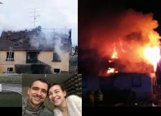 Solidarité suite à l'incendie de la maison d'Elfriede