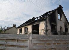 Solidarité pour une famille de 2 enfants qui on tout perdu dans l'incendie de leur maison