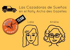 Las Cazadoras de Sueños en el Rally Aïcha des Gazelles