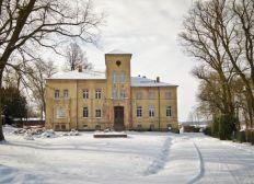 Das Gutshaus Kobrow braucht eine neue Turmtreppe