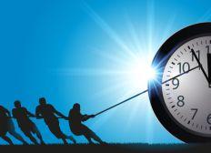 Le don du temps