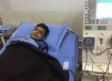 Help my 17 yr old cousin in India - kidney transplant