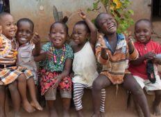 Mission humanitaire pour aider les enfants Béninois