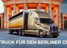 Bärentruck für CSD Berlin 2018