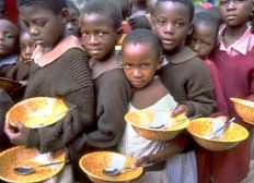 starving children in africa