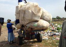 Projet d'achat d'une camionnette pour le transport des déchets plastiques à Kaolack (Sénégal)