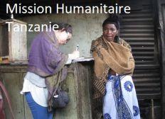 Mission humanitaire Tanzanie