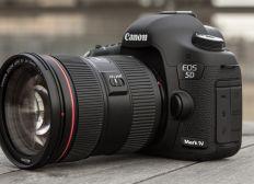 Projets Appareil Photo Reflex Canon 5DMark IV