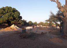 Mon petit paradis au Sénégal! My little paradise in Senegal!