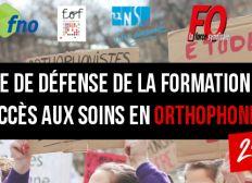 financement du transport des futurs orthos et orthos pour Paris le 29.03.2018
