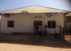 Mzuri Kaja's Community ICT Center