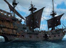 Construction bateau Pirate et faire le tour du monde .