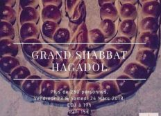 Grand Shabbat Hagadol