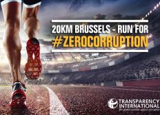 Run for #zerocorruption