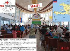 Mission humanitaire à Haïti/ Humanitarian mission in Haiti