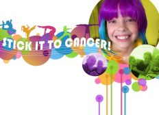 Stick it To Cancer with Mary-Anne