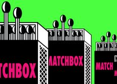 Festival Matchbox