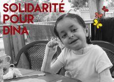 Solidarité pour Dina, l'enfant papillon !