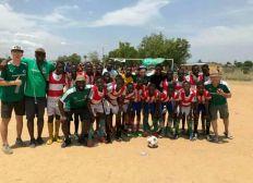 Sportausrüstung für Afrika