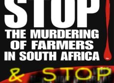 Stop Farmers Attack In South Africa