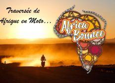 Africa Bounce (Traverses de l'afrique en Moto)